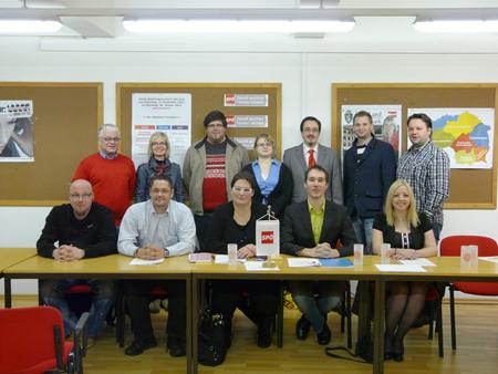 Jahreshauptversammlung in Judenburg
